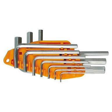 Sada klíčů imbus 10 ks 1,5 - 10 mm - VOREL