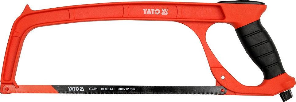 Pila na železo 300 mm Al rám - YATO