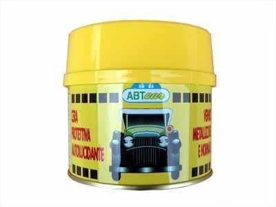 Leštěnka s voskem na auto - ABT CAR