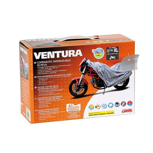 Plachta na motorku VENTURA pro zakrytí motorky nebo skútru