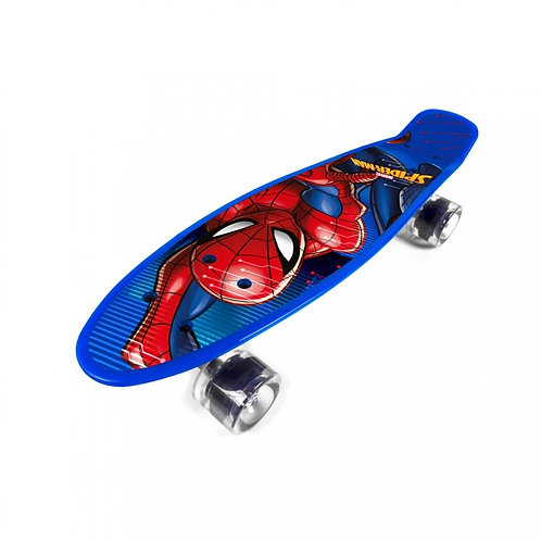 SKATEBOARD plastový Spiderman