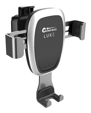 Držák telefonu LUKE-A chrome - COMPASS