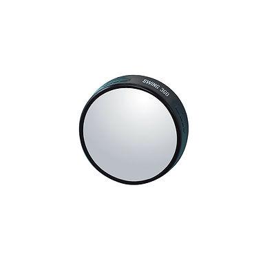 Kulaté konvexní lepicí zrcátko na auto SWING 360 - LAMPA
