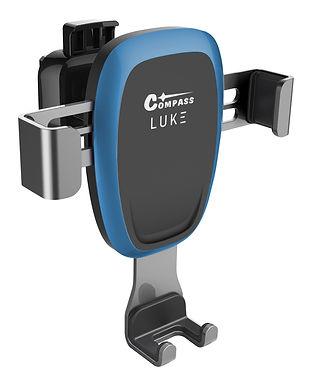 Držák telefonu LUKE-A blue - COMPASS