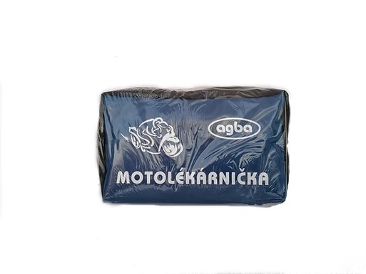 Motolékárnička textil - Agba