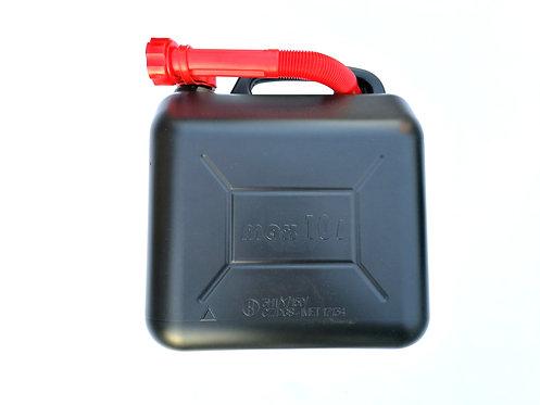 Plastový kanystr na PHM - 10l