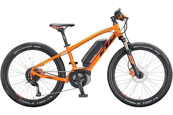 KTM Macina Mini 241 400Wh orange/black 2020