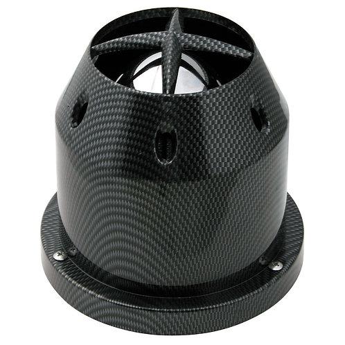 Sportovní vzduchový filtr s imitací karbonu - LAMPA