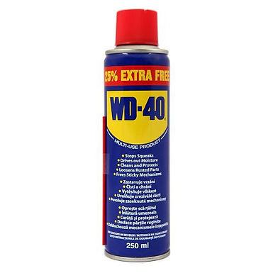Mazivo WD-40 250 ml
