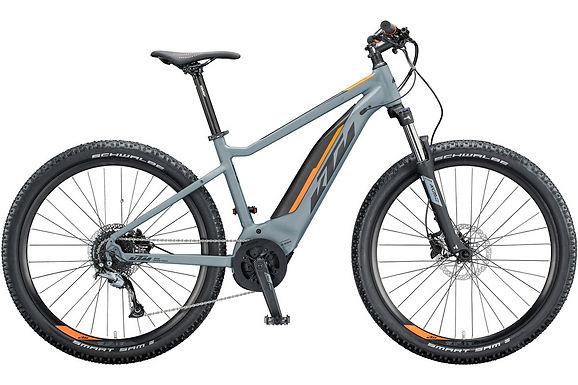 KTM Macina Ride 271 500Wh matte epic grey/black/orange