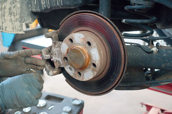 Brakes, Brake Inspections, The Exhaust Works, Montgomery, IL