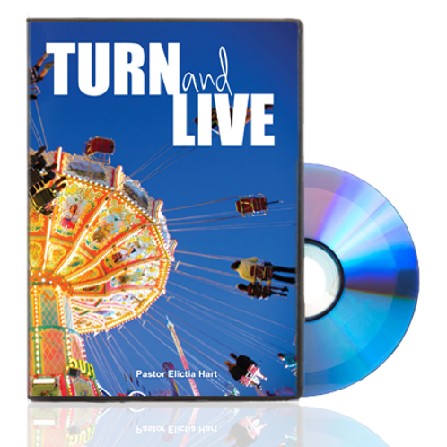 DVD - Turn and Live