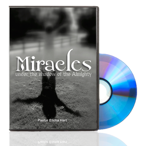 DVD - Miracles Under the Shadow of the Almighty