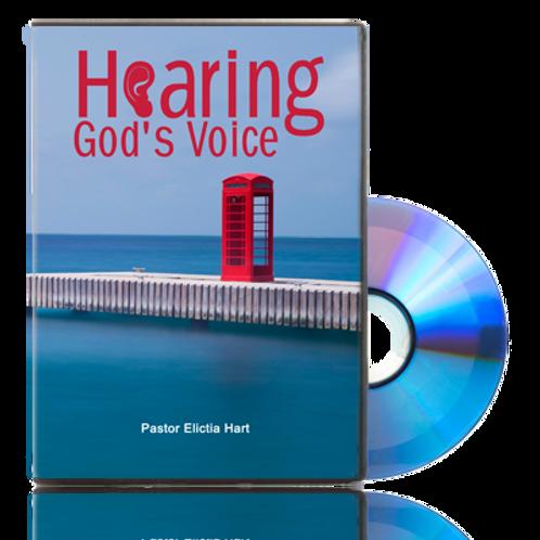 DVD - Hearing God's Voice