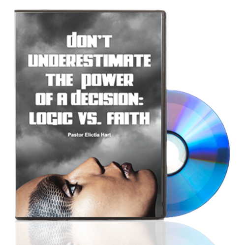 DVD - Don't Underestimate the Power of a Decision