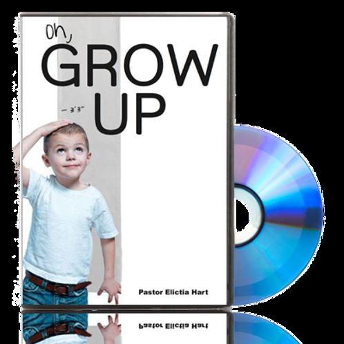 DVD - Oh Grow Up