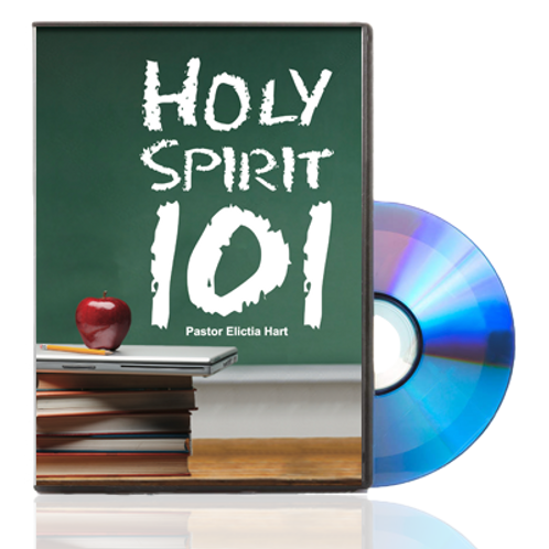 DVD - Holy Spirit 101