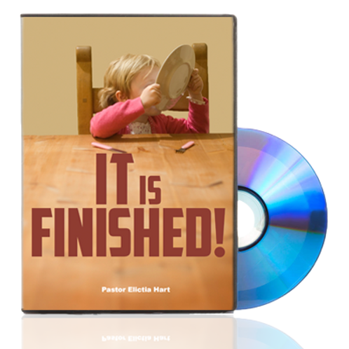 DVD - It Is Finished