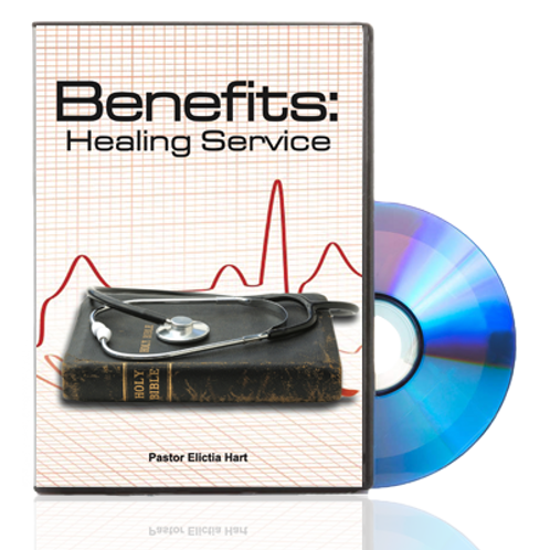 DVD -Benefits (a healing service)