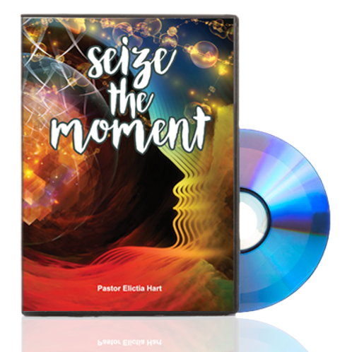 DVD - Seize the Moment