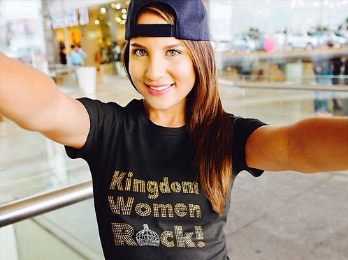 Kingdom Women Rock Tee
