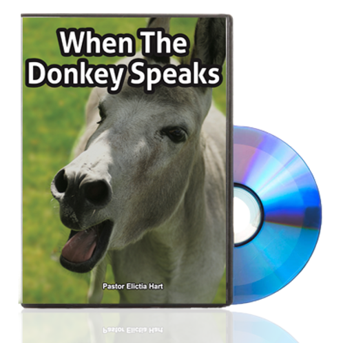 DVD - When the Donkey Speaks