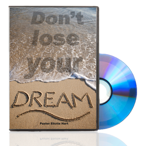DVD - Don't Lose Your Dream