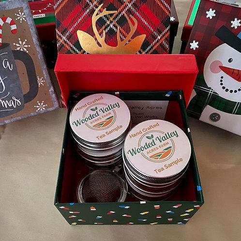 6 pack Tea Sampler