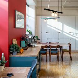 architecture Studio Commercial Interior Renovation
