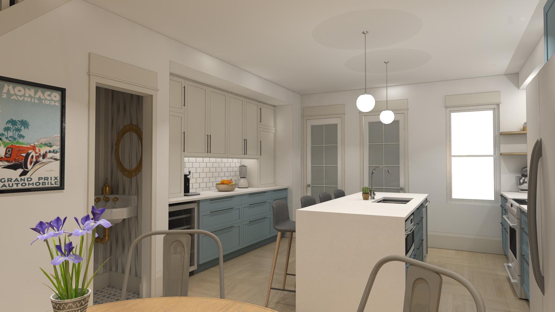 Residential Interior renovation
