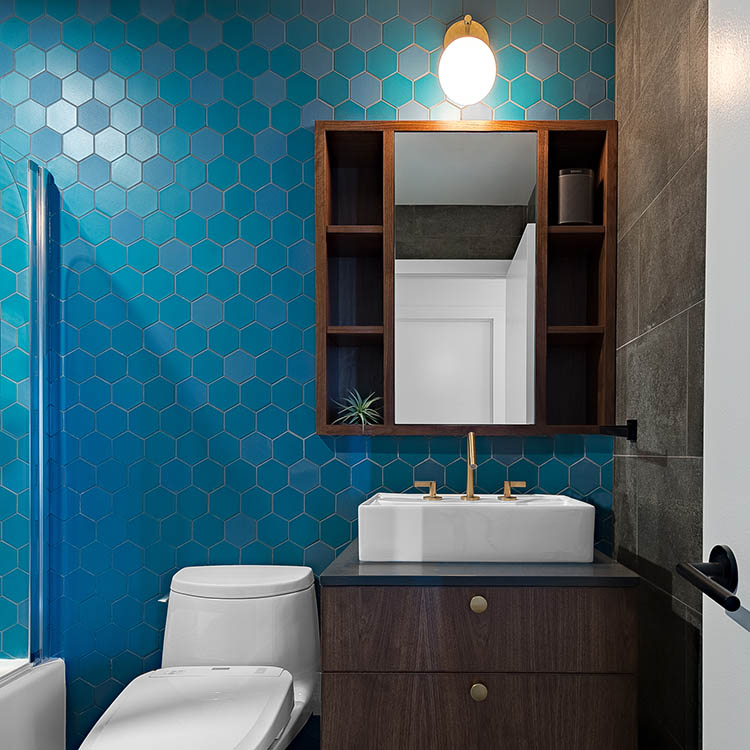 washroom interior design residential architecture