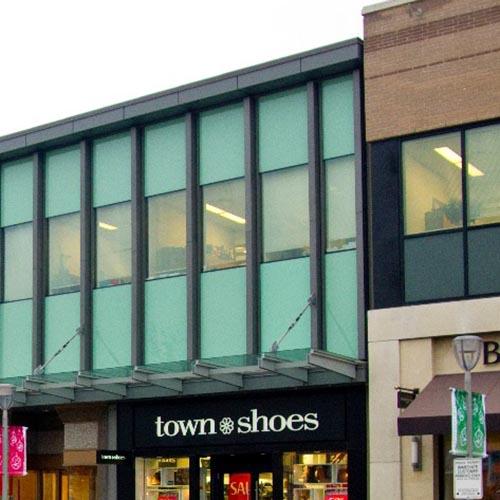 Commercial Shopping Design development architecture