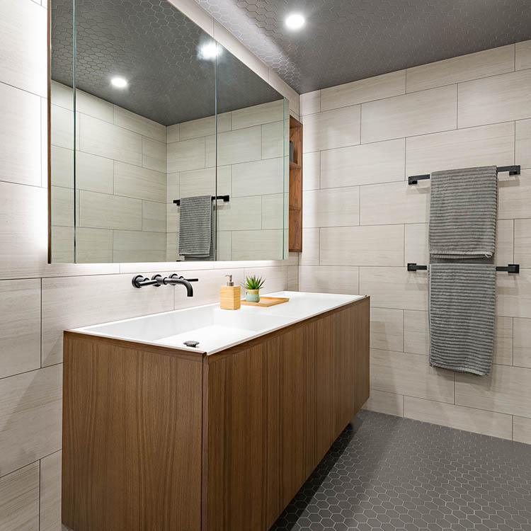 bathroom ensuite interior design residential architecture