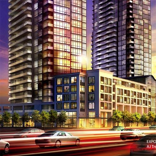 Condominium Design high rise architecture