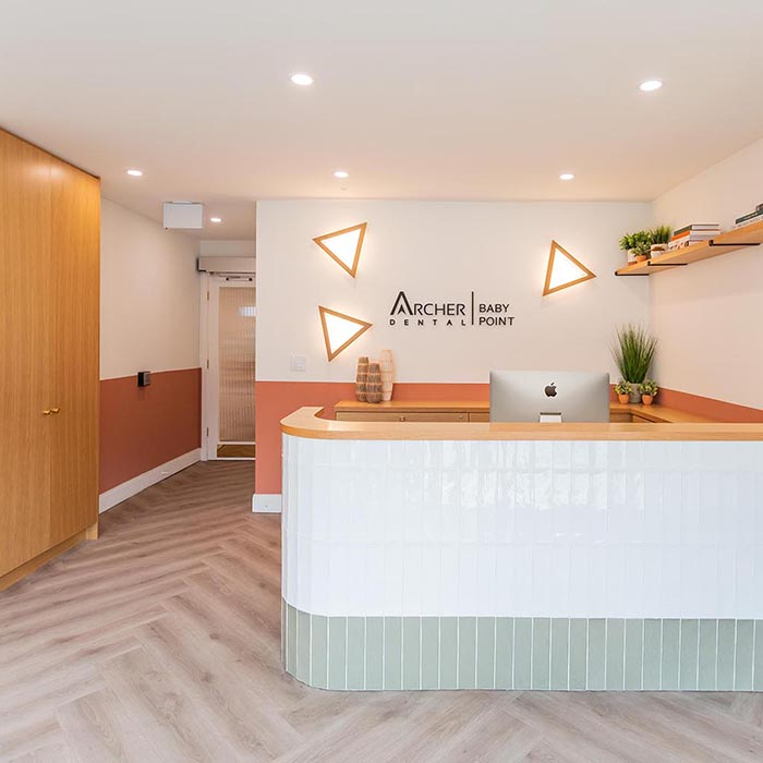 commercial interior renovation dental office architecture