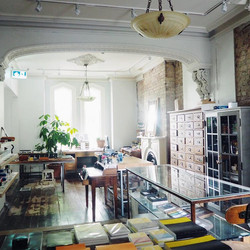 shop interior design mixed use architecture