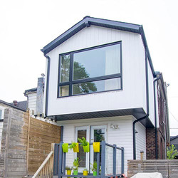 second storey rear addition residential renovation design architecture