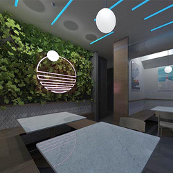 commerical restaurant bar interior design fit-out club architecture