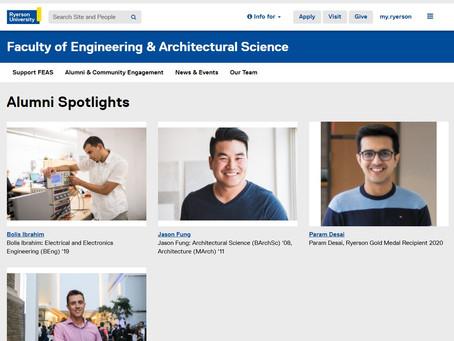 Alumni Spotlight - Jason Fung