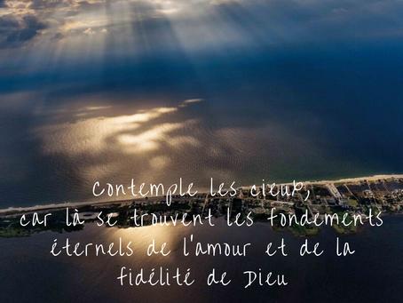 L'amour et la fidélité de Dieu... Psaume 89 - 1ère Partie