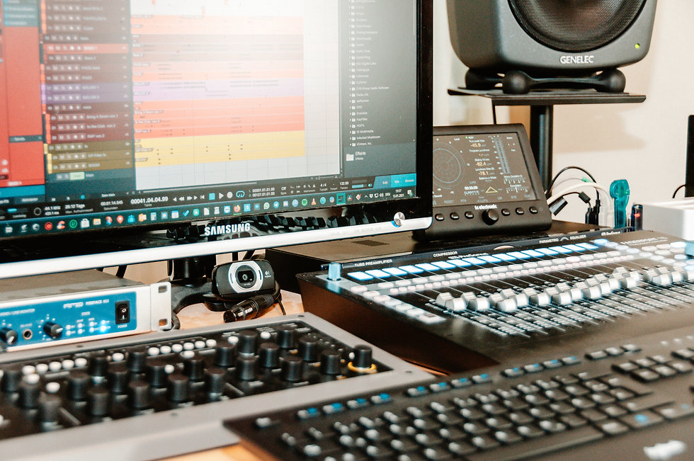 EDM, Pop Mixing & Mastering