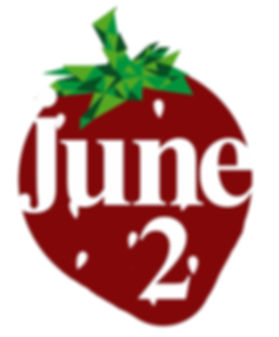 Strawberries & Art, local artists, kansas