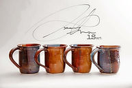 Isaac Shue, pottery, isart, kansas