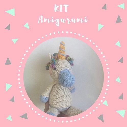 Kits Amigurumi - Unicornio