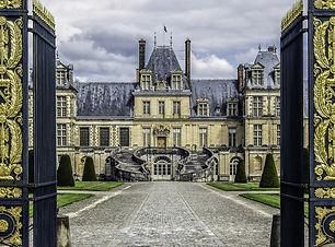 Замок Фонтенбло