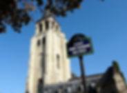 Церковь Сен Жермен де Прэ