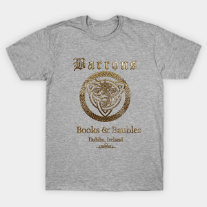 Barrons Books & Baubles Classic Tee