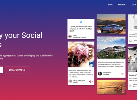 Using Social Media Walls for Events Is the Next Big Thing