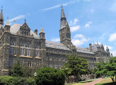 Q3 Client Spotlight: Georgetown University