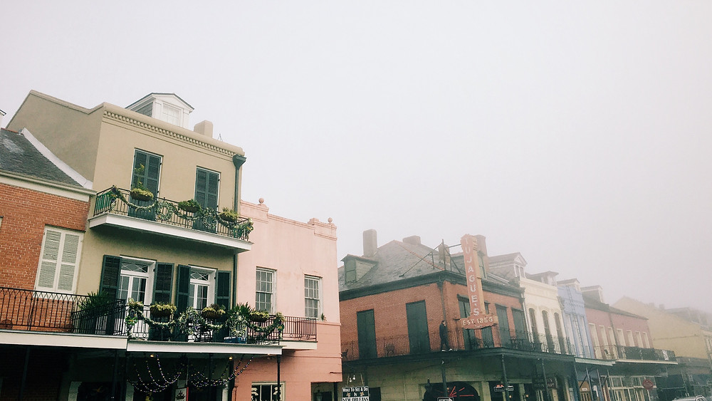 French Quarters, New Orleans, LA